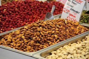 snack saludable - comer viajar