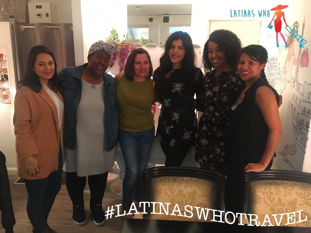Latina Travelers - London Meet-up - Latinas Who Travel