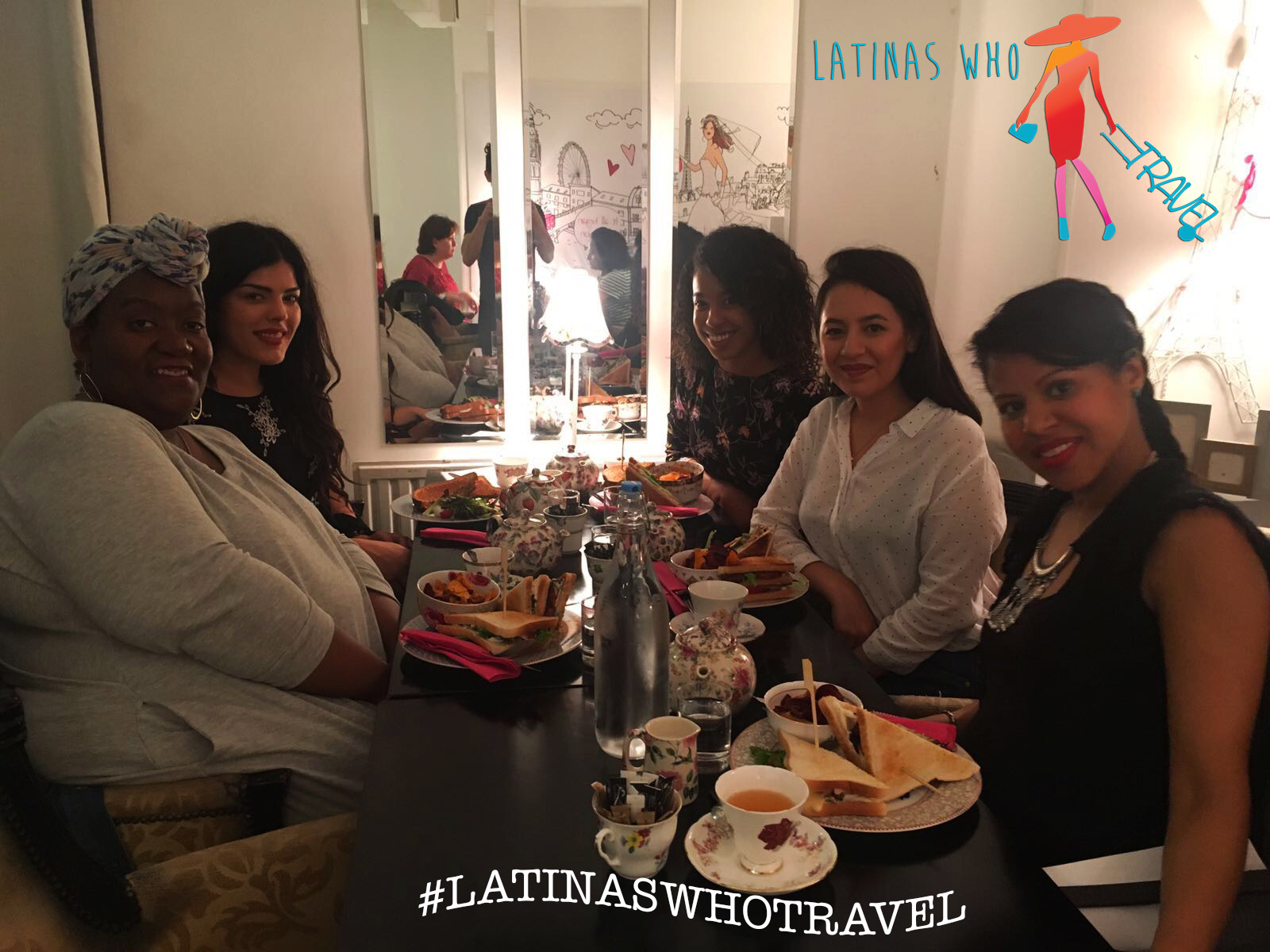 Latina Travel - London Meet-up - Latinas Who Travel