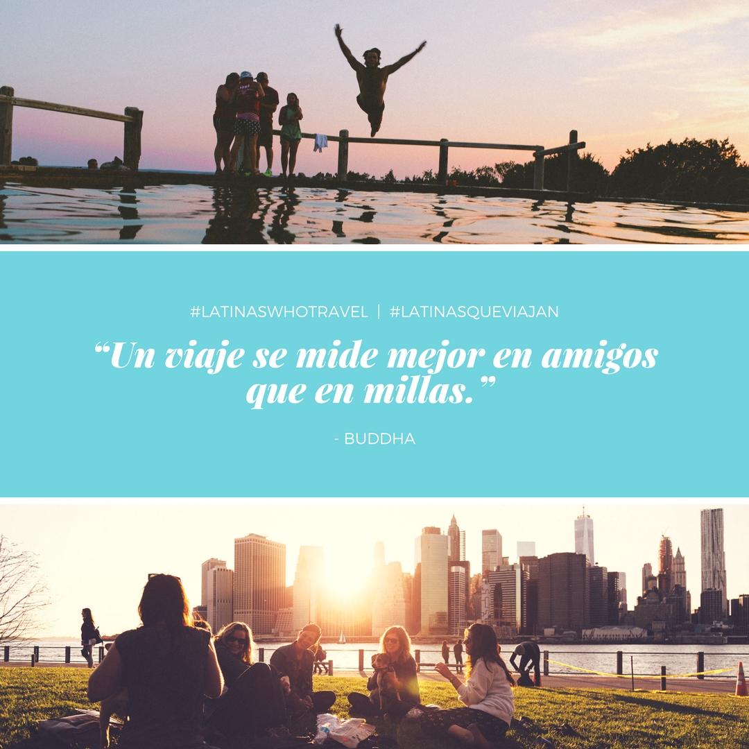 Viajeras Latinas - Latinas Que Viajan - Latina Travel - Latina Travelers