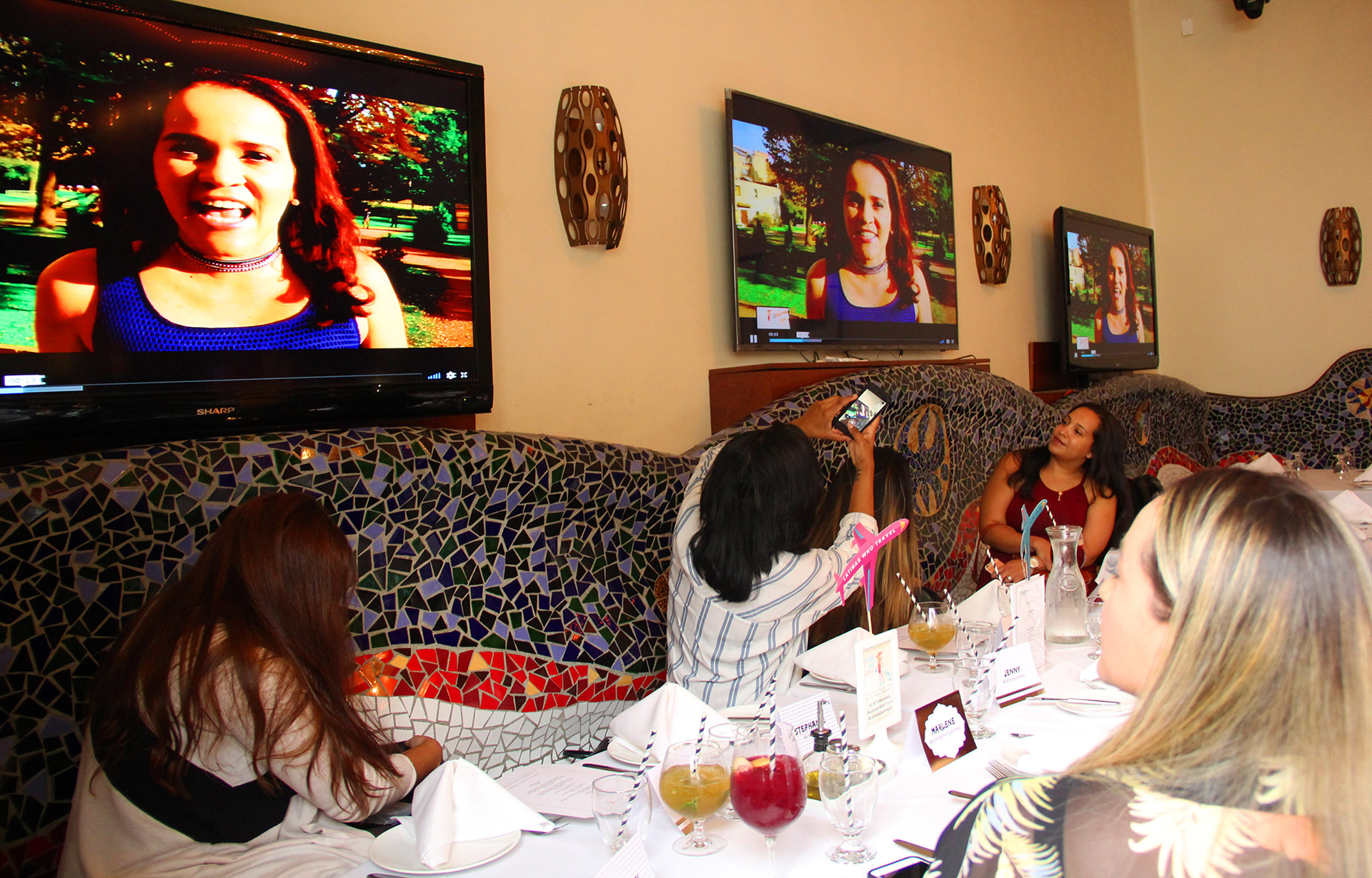 Olga Maria Dreams in Heels and Latinas Who Travel Founder