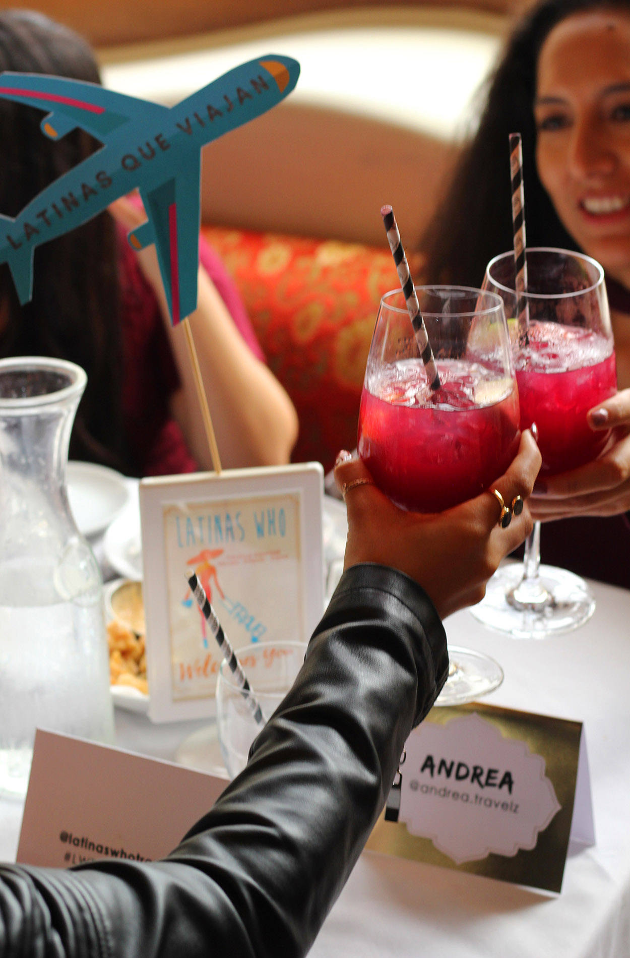 Salud - Cheers - Latinas Who Travel X Hennessy