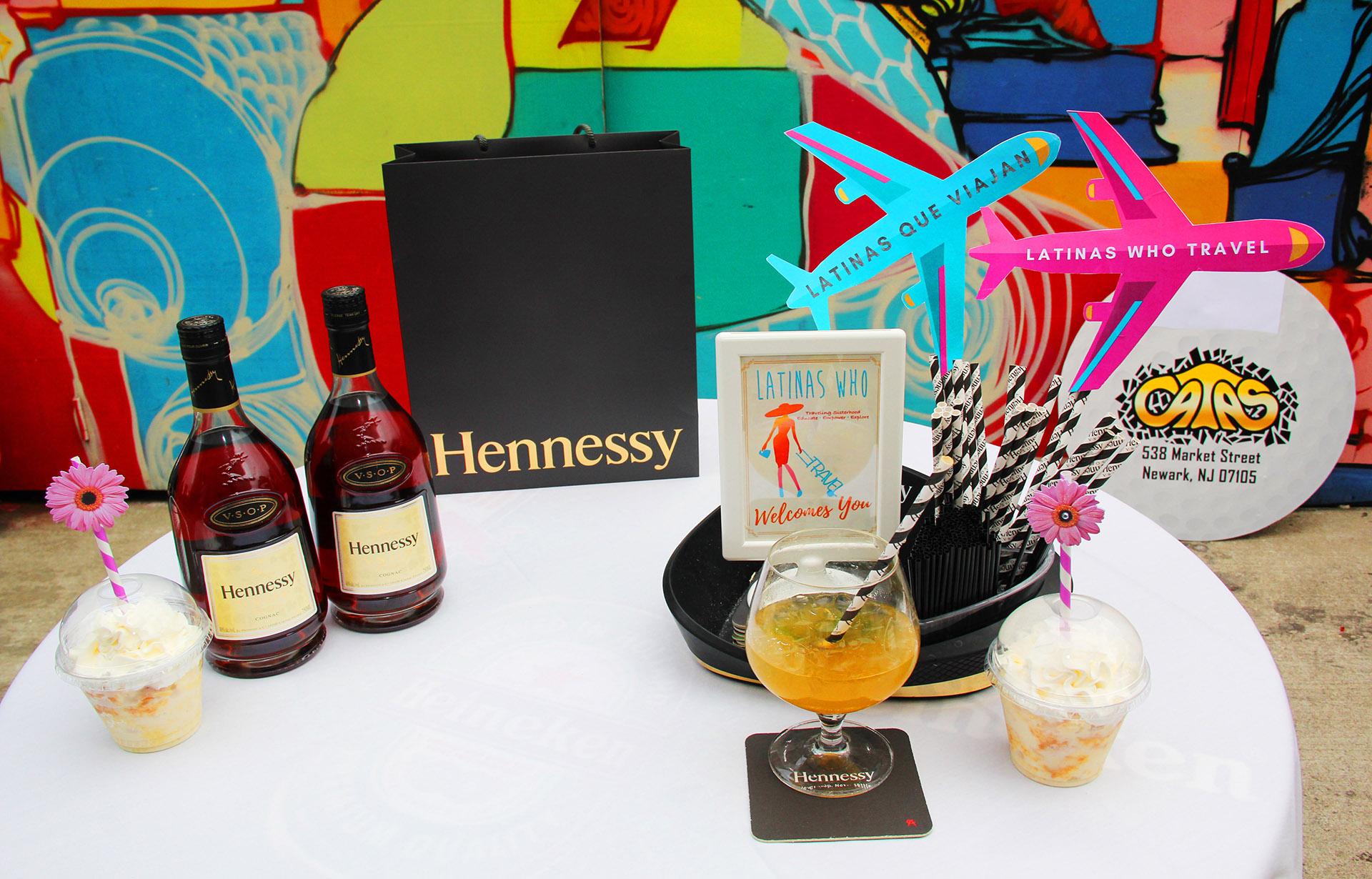 Latinas Who Travel x Hennessy Hispanic Heritage Month Celebration