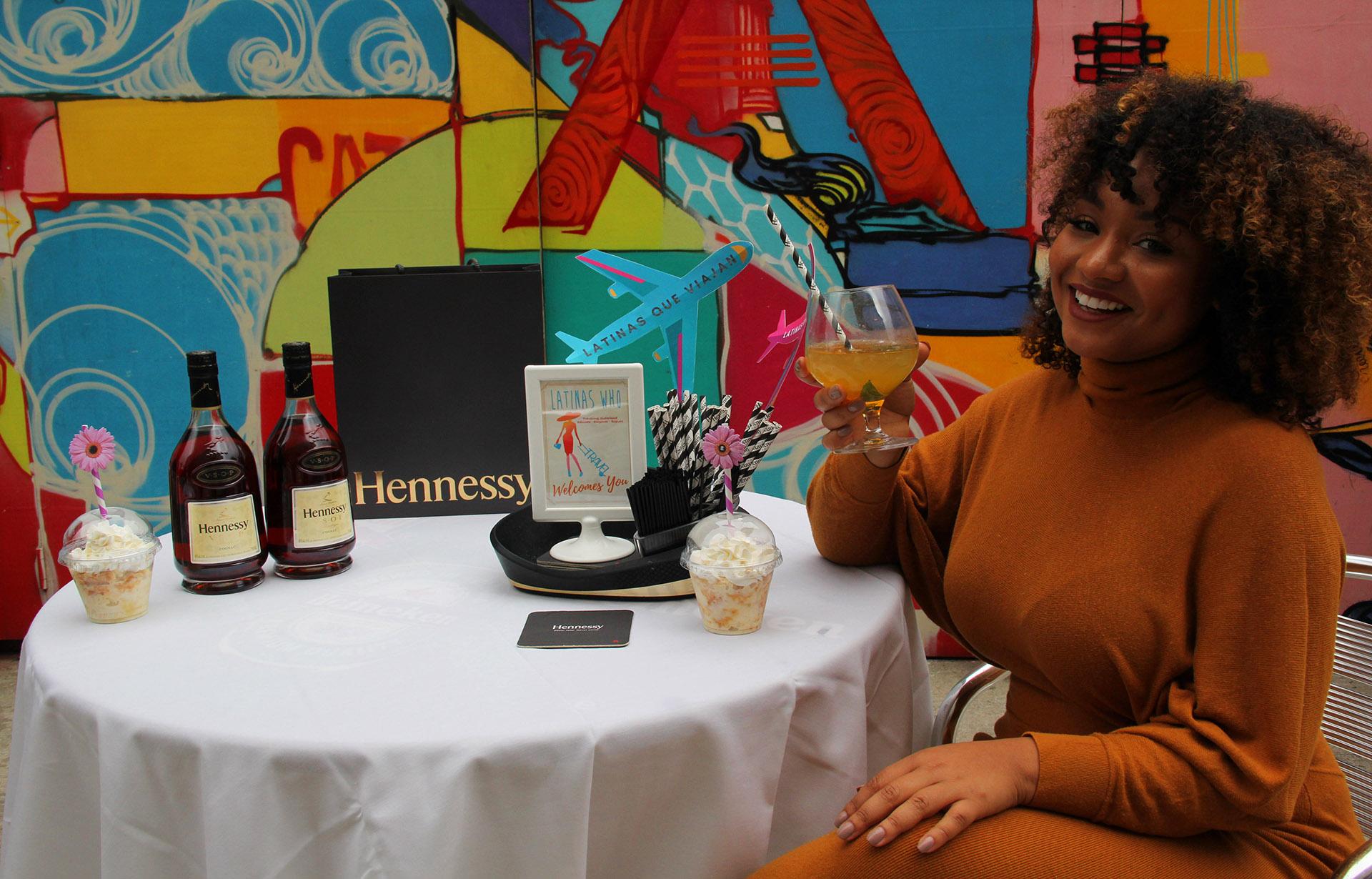 Valerie Lora - Hennessy - Latinas Who Travel
