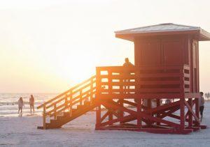 Vacation beach latinas who travel