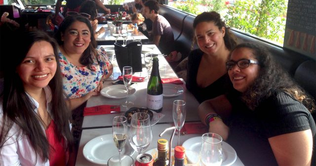 Latinas Who Travel Barcelona Espana Edition