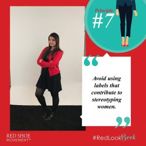 Latinas Who Travel at Red Shoe Movement