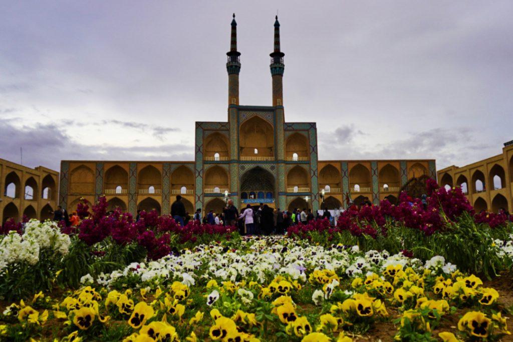 Amir Chaghmagh Complex, Yazd, Iran