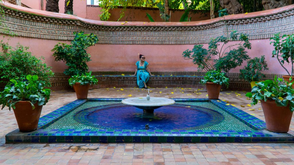 Jardin-Majorelle-Marrakech-Morocco-Travel-latina-traveler