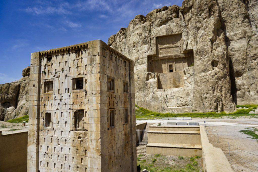 Naqsh-E Rustam, Fars province, Iran