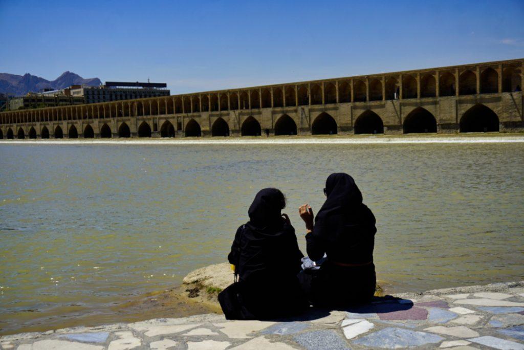 SioSe Pol, Isfahan, Iran