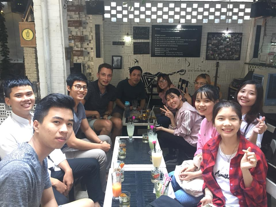 Volunteering and working in Vietnam as an English Teacher
