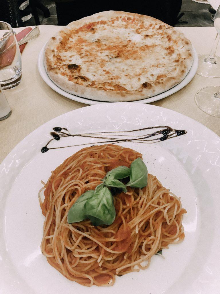Italian Food Venice Italy